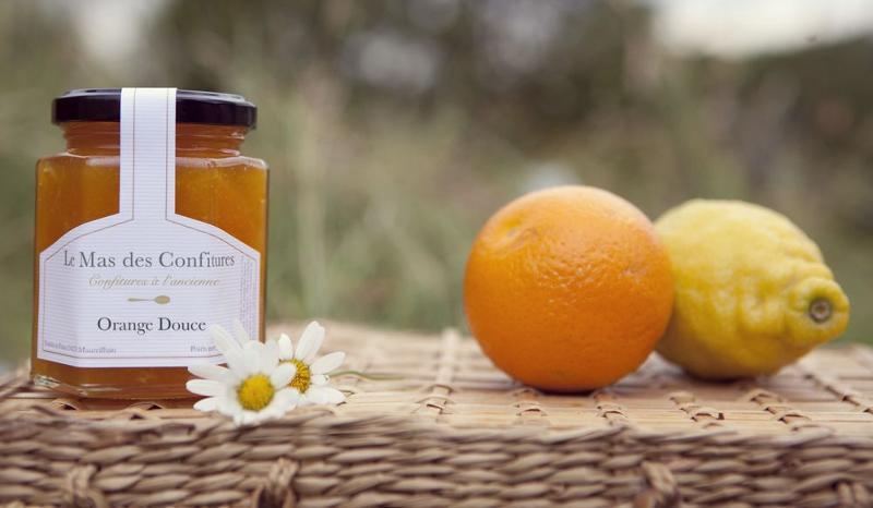 Confiture Orange 28g - Épicerie sucrée