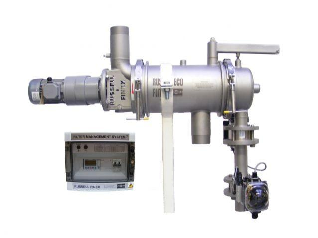 Russell Filter Management System™ (FMS) - Automatic Filter Management System