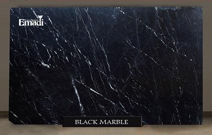Black marble - black marble