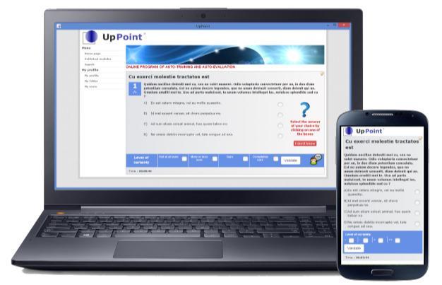 Plateforme e-learning - sur mesure & personnalisable