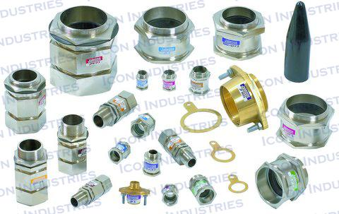 Brass Cable Glands - Cable Glands and Kit
