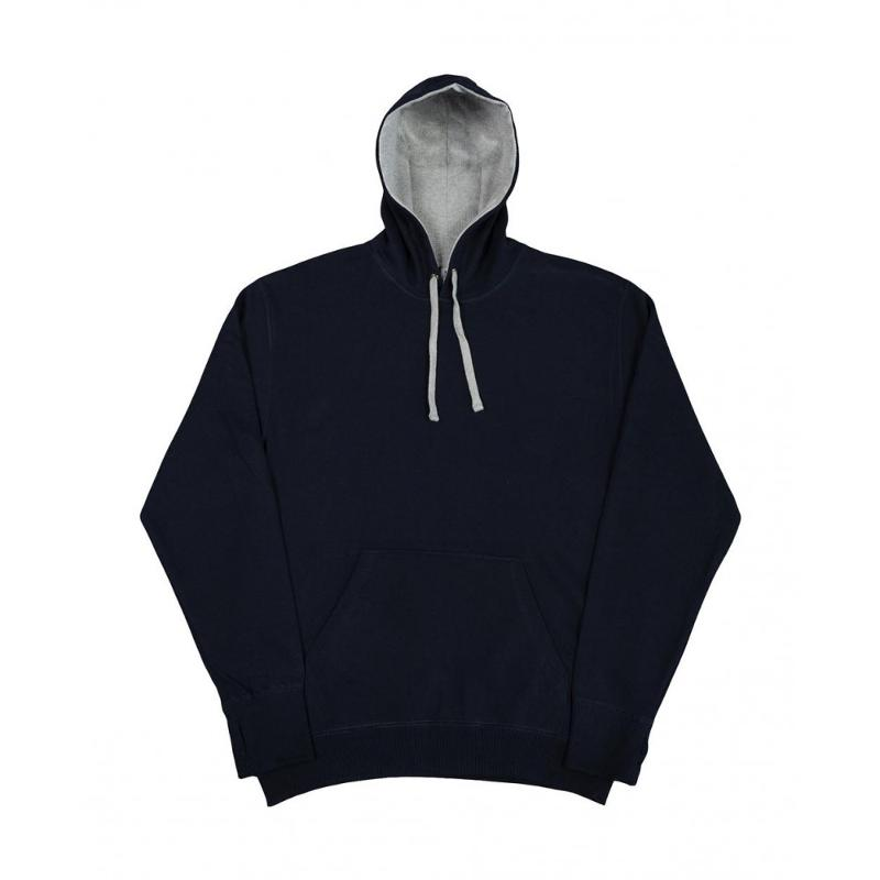 Sweat shirt Contraste - Avec capuche