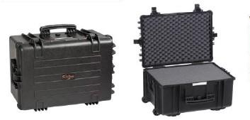Hard Large Cases with wheels – mod. 5833 B - null