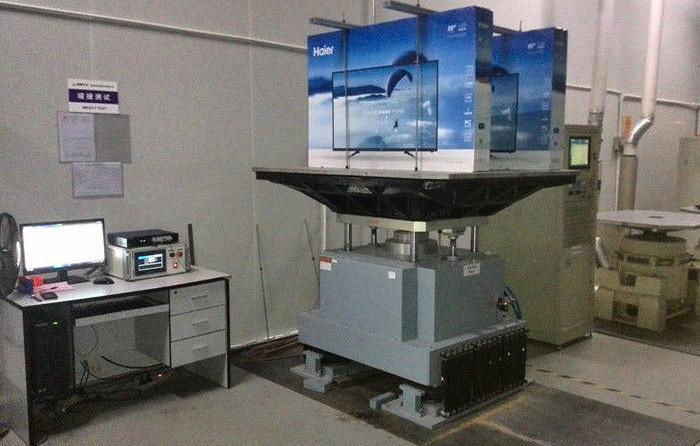 1000*1000 Mm Bump Test Machine Electronic Display Shock Test Meet Gb Standard -  Bump Test Machine