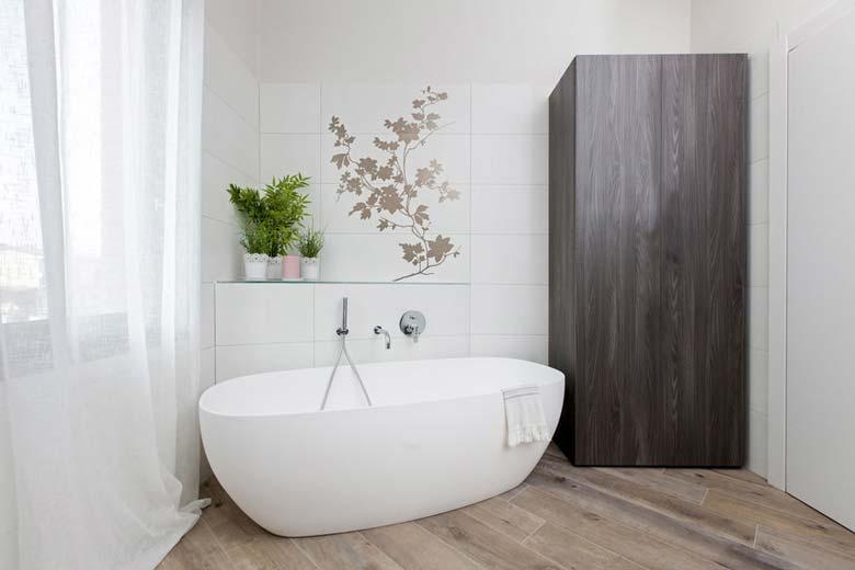 arredo bagno su misura e mobili di design stile moderno, bagno di ... - Mobili Di Arredo Bagno
