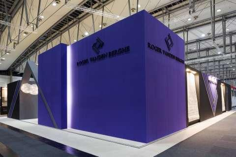 Van den Berghe - Project - Salon : Domotex
