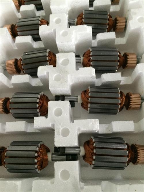 60mm size dc brush motor - 60mm diameter PMDC motor for home electronics