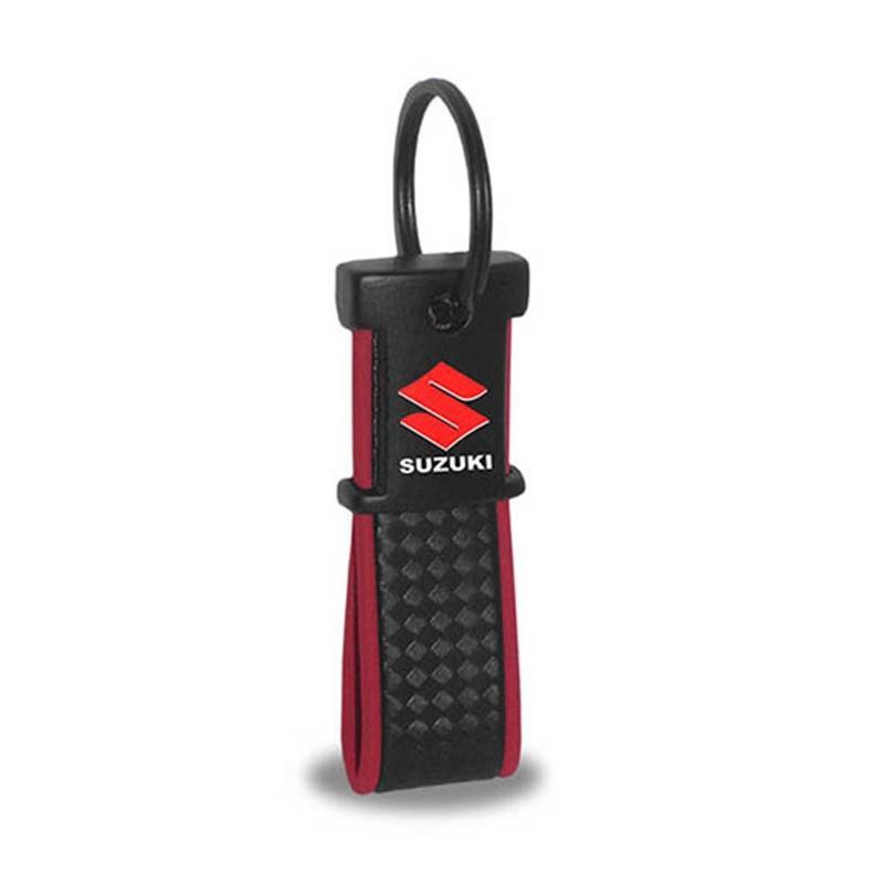 Porte-clés ZAMAC avec sangles - Porte-clés métal