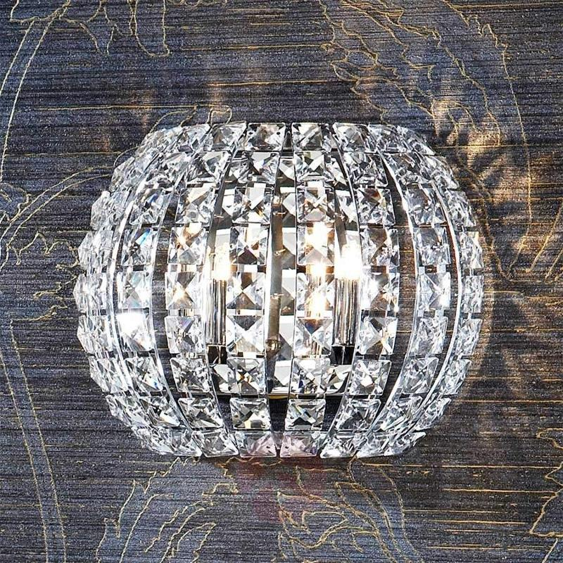 Crystal wall light DIAMOND - Wall Lights