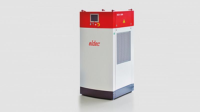 Generadores MICO-S - MICO-S: calentamiento inductivo con un potente paquete completo