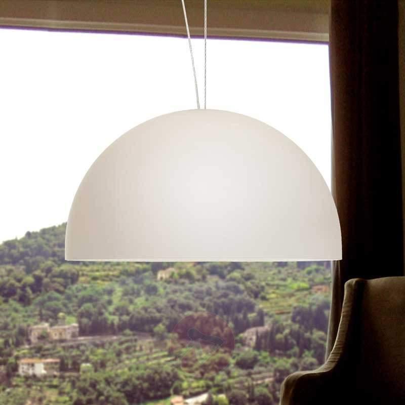 BOWL pendant light 1-bulb - Pendant Lighting