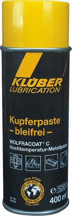Klüber copper paste lead-free - Lubricants