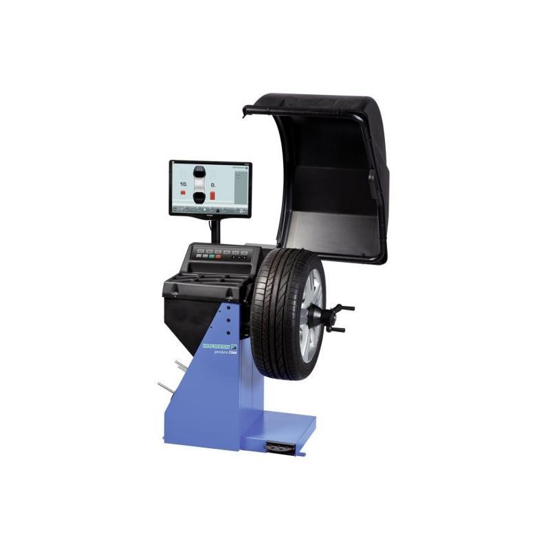 Equilibreuse de roue - HOFMANN GEODYNA 7200/7200S