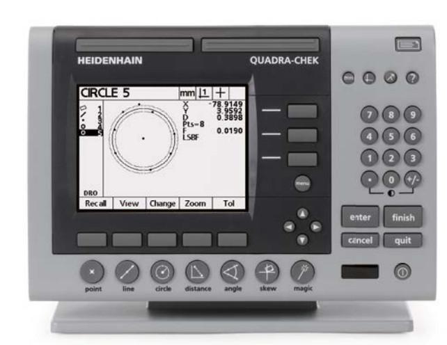 Evaluation Electronics - ND 1200 QUADRA-CHEK - Evaluation Electronics - ND 1200 QUADRA-CHEK