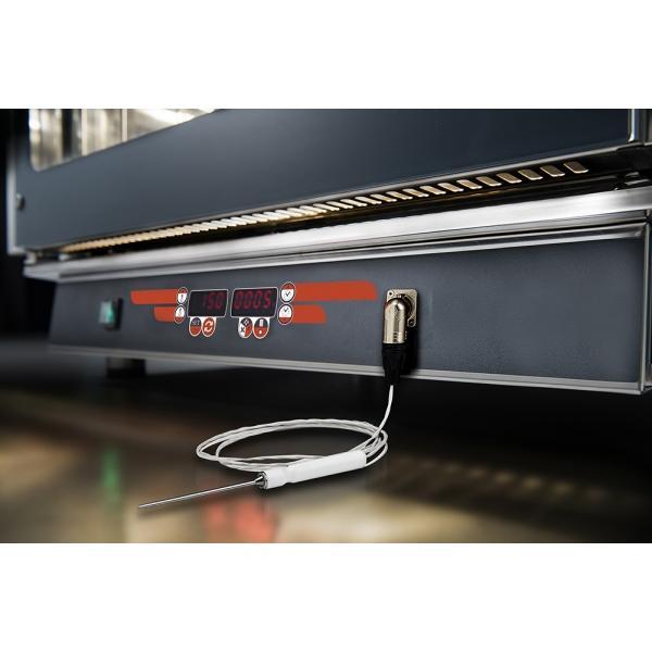 Four Mixte Electrique digital 4GN1/1 ou 4x400x600 - Référence FEDL04NEMIDVH2O