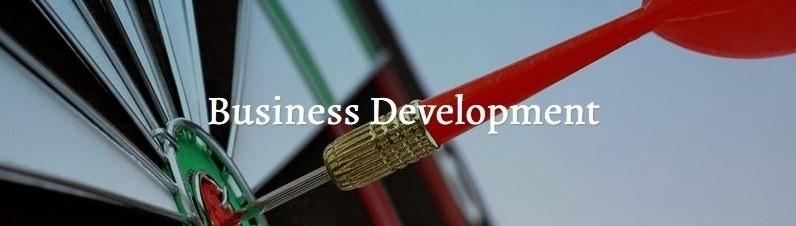 Business Development  - Business Development Asia and Middle East