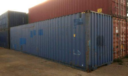 Container 40′ HC (12m) occasion classe B