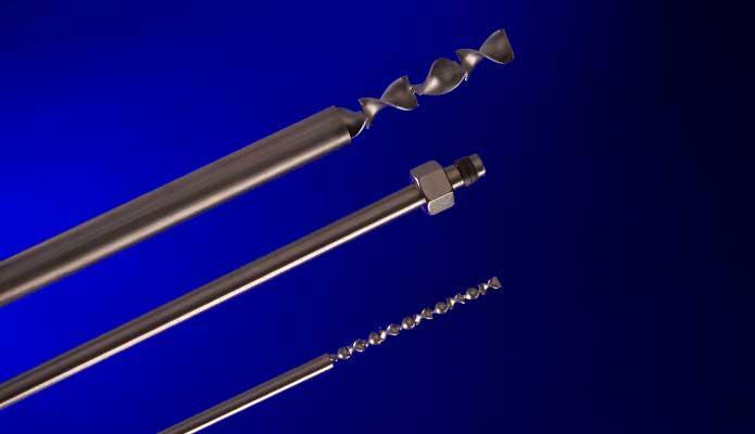 Stahlmischer aus rostfreiem Element und Gehäuse mit... - PMS Serie 2