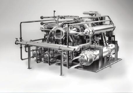 Compresseurs centrifuges
