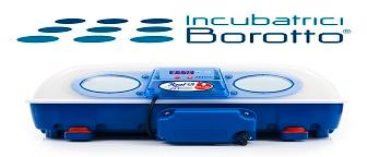 Incubatrice Professionale REAL 49 PLUS in ABS