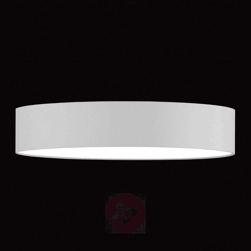 White LED ceiling light Viktor - Ceiling Lights