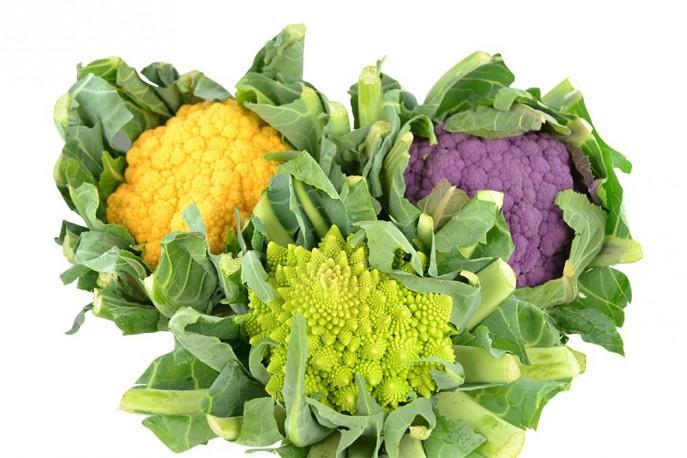 choux-fleurs - de couleur Rungis