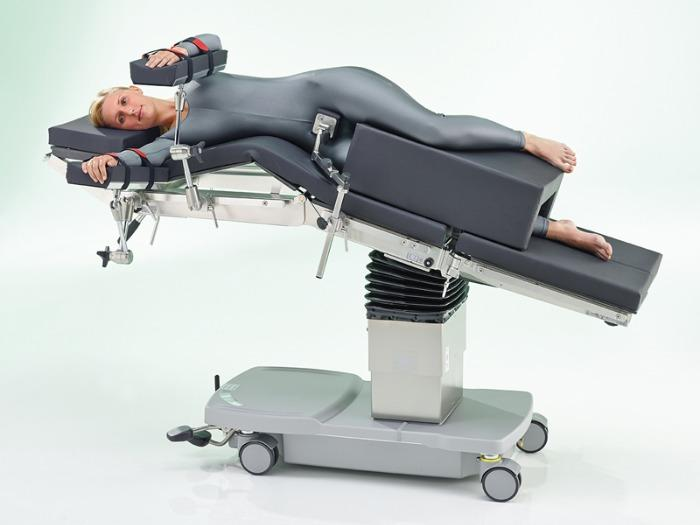 OPX mobilis ®300 Operating Tables - Universal Operating Tables for all surgical disciplines