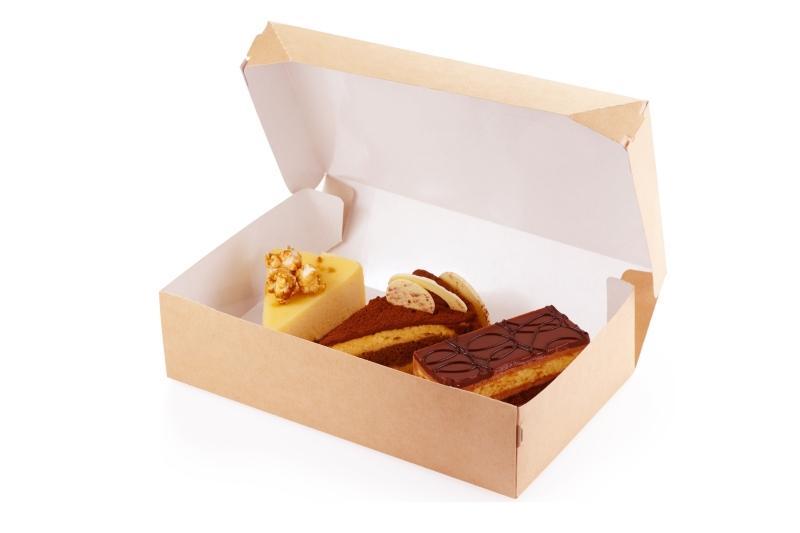 Cake Box - Kraft cake box