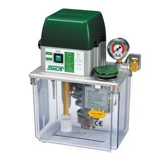 Zentralschmierpumpe (220V, 3L Kunststoffbehälter) - null