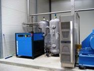 HIGH PRESSURE COMPRESSORS - 40 bar air dryer