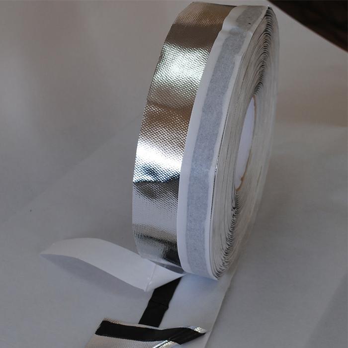"""Герметекс ЛМ Alum"""" – пароизоляционная лента - Пароизоляционная лента из изоляционного металлизированного материала"""