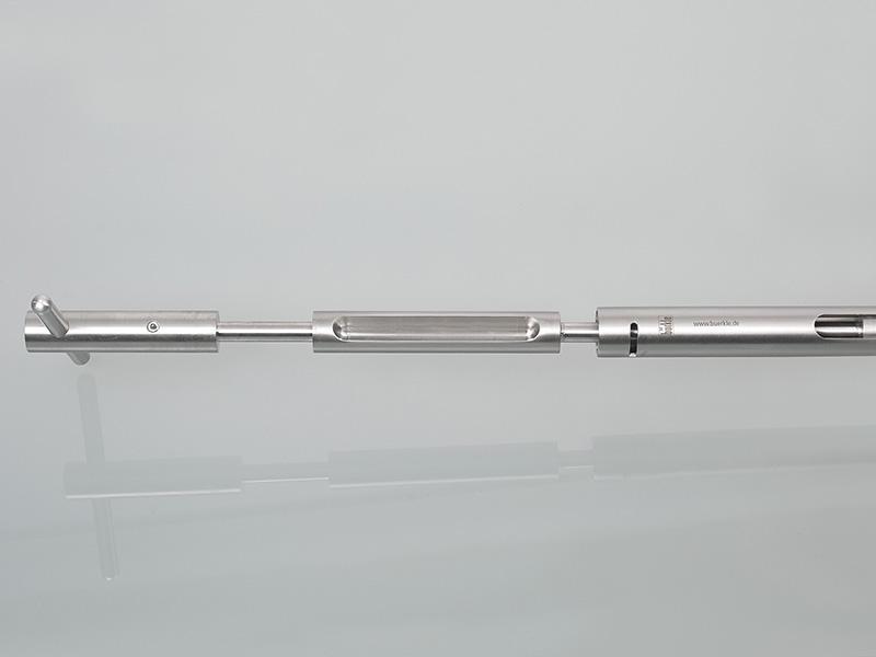 Multi sampler (colector múltiple) - Los muestreadores de zonas, por para tomar muestras de productos granulados