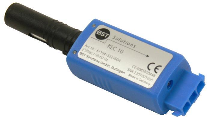 UV-Kompaktflammenwächter KLC10 - auch KLC1000
