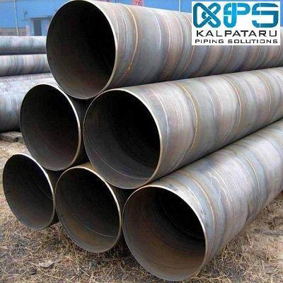 Carbon Steel SAW Pipes  - Carbon Steel SAW Pipes ASTM A53 GR B , A106 GR B API 5L GR B SAW PIPES