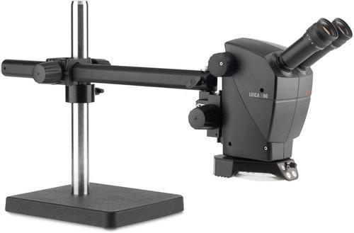 Leica A60 S / A60 F - Sistema di Stereo Microscopio per la Produzione Industriale
