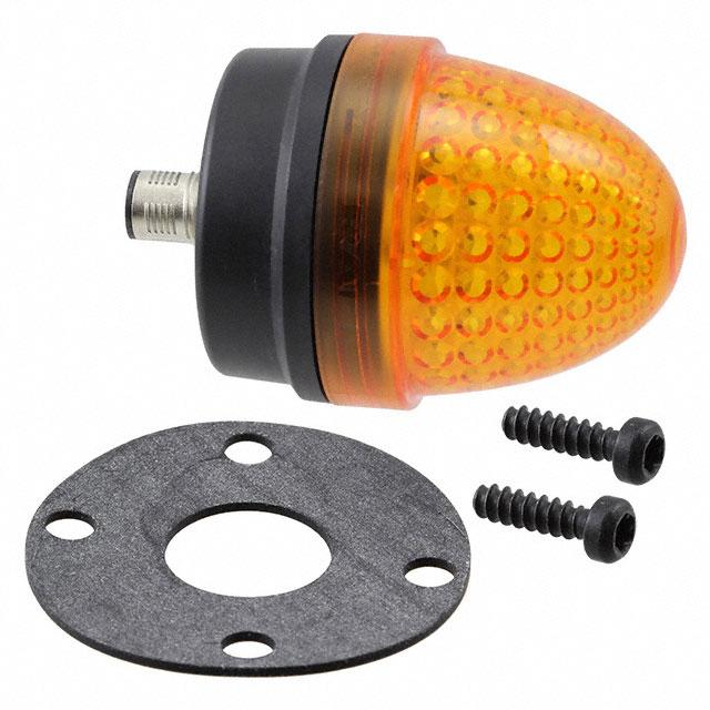 "SIGNAL LAMP ""TILTED DIAMOND+"" M1 - RAFI USA 1.69.010.003/1400"