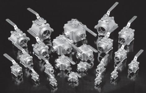 Ball valves - null