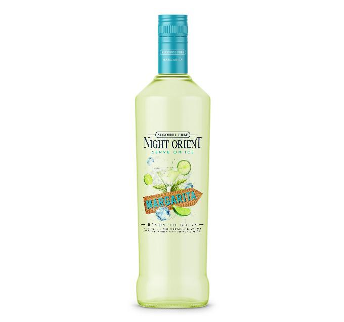 Night Orient Margarita - cocktail sans alcool