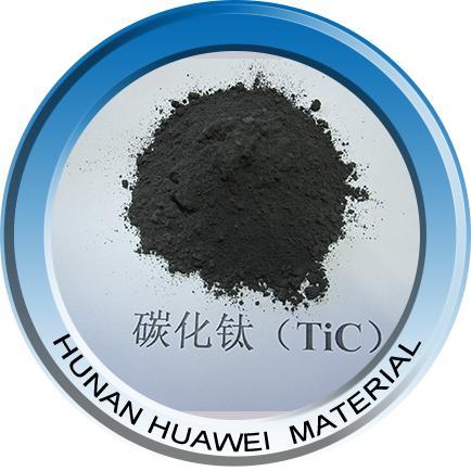 Carbide series - TiC -Titanium carbide
