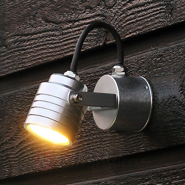 Applique d'extérieur LED raffinée Monza 7903 - Appliques d'extérieur LED