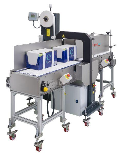 Bandall TRB Verpackungmaschine -