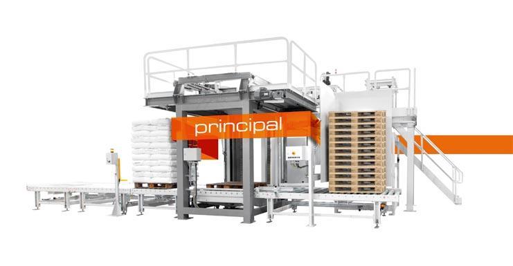 PRINCIPAL - bis zu 2400 Einheiten pro Stunde