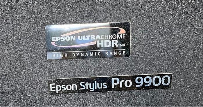 Epson Stylus Pro 9900 - Used Machine