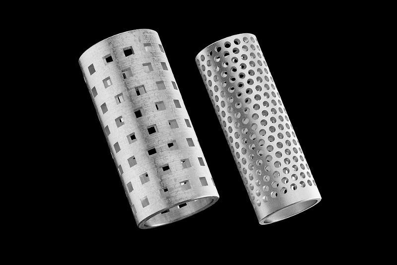 Beizen von Aluminium