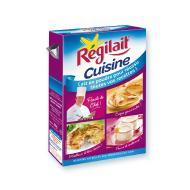 Régilait Cuisine Délicieux dans les boissons chaudes! Génial en cuisine! - null