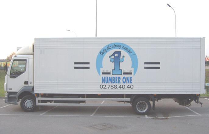Camion 18 PAL Léger - Camions