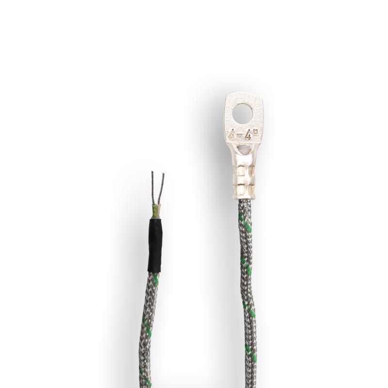 Cable lug | Fibreglass | Type K - Surface thermocouple