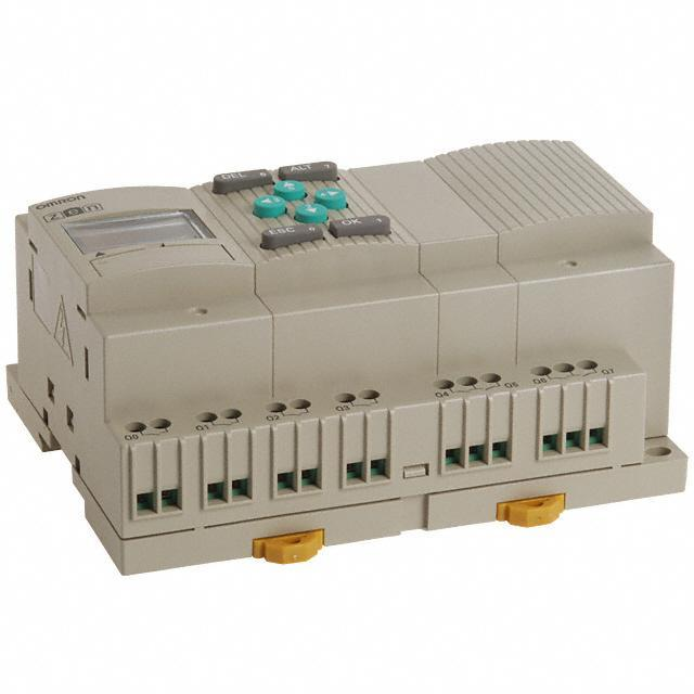 CONTROL LOG 12 IN 8 OUT 100-240V - Omron Automation and Safety ZEN-20C1AR-A-V2