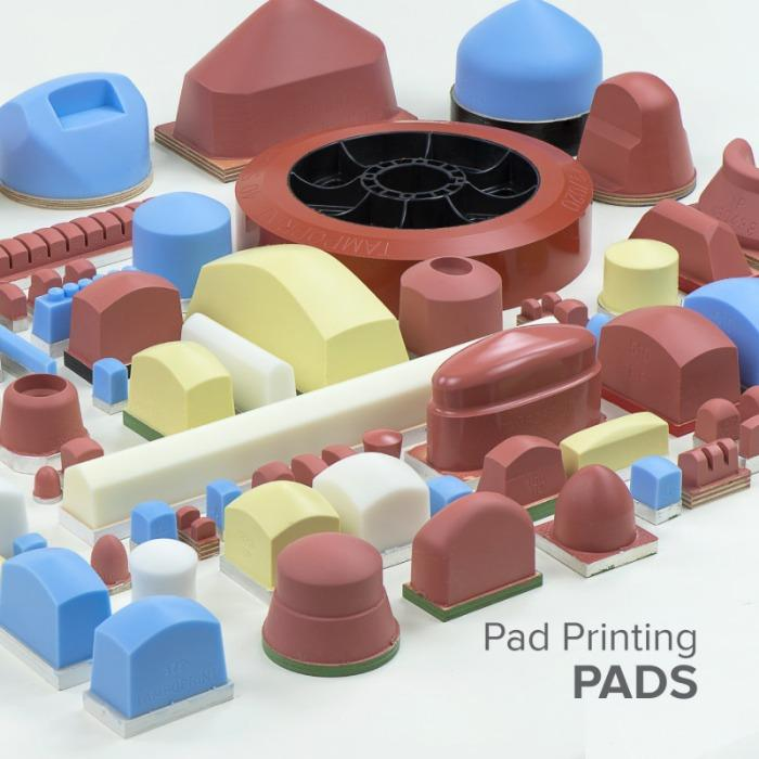 Accessories and consumables - Accessories and consumables for pad printing