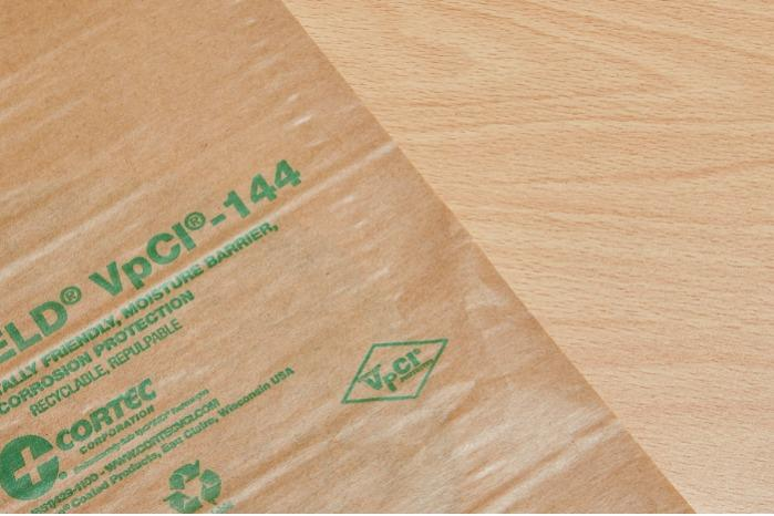 VCI Paper Rolls - EcoShield® VPCI 144 | 91.4cm x 182.9mtr & 121.9cm x 182.9mtr Rolls